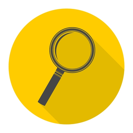 lupa: Search (Lupa) Icon