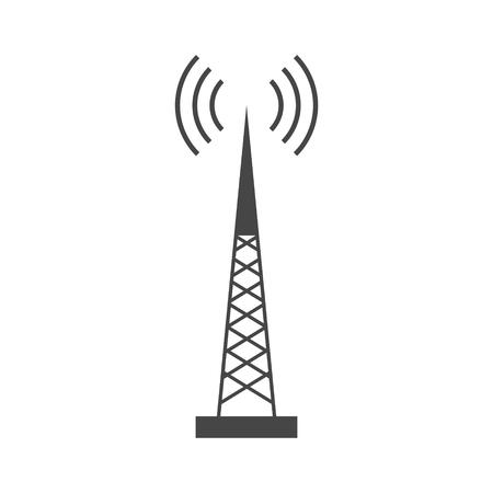 Transmetteur simple icône