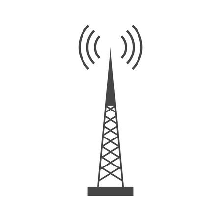 Transmitter simple icon