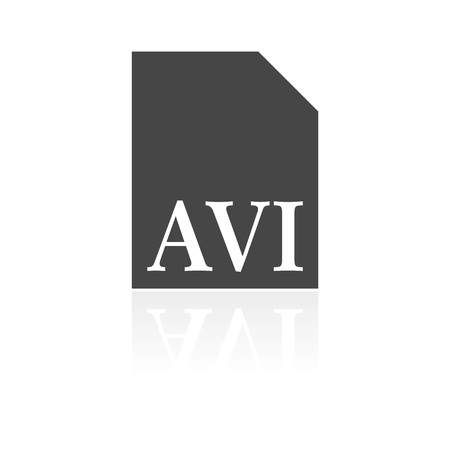 avi: AVI file icon