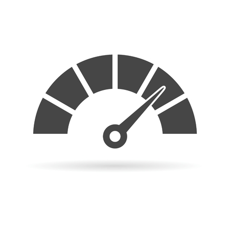 petrol pump: Pressure gauge - Manometer icon