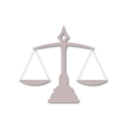 scale of justice: Justice Scale icon