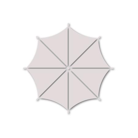 brolly: Umbrella icon