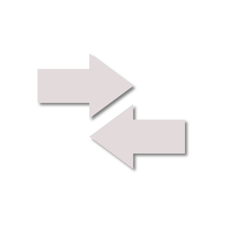 switcher: Right Left arrow sign icon Illustration