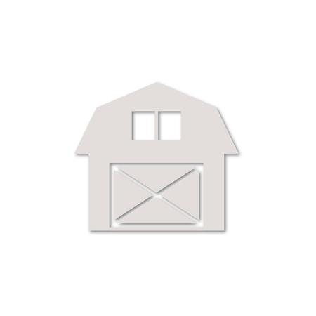 farmhouse: Farmhouse icon