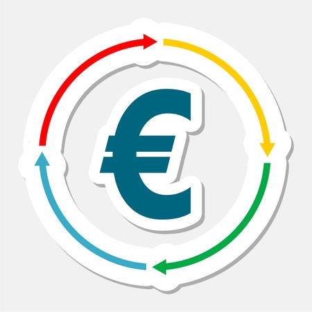 Money convert icon
