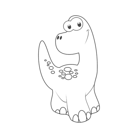 triassic: Cute Cartoon Dinosaur icon