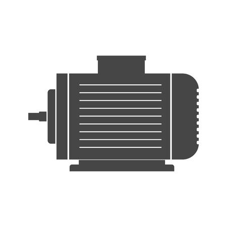 Icône moteur électrique