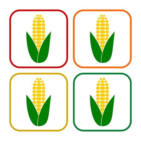 Ear of corn, Corn symbol set