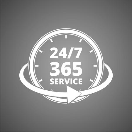 convenient: Open 247 - 365, 247 365
