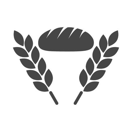 Bread Icon Vector, Bread icon vector illustration