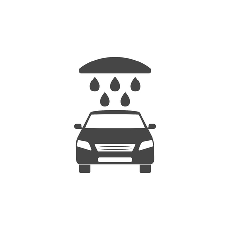 car wash: Car wash icon Illustration