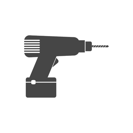 joinery: Hand Drill Icon, Drill icon