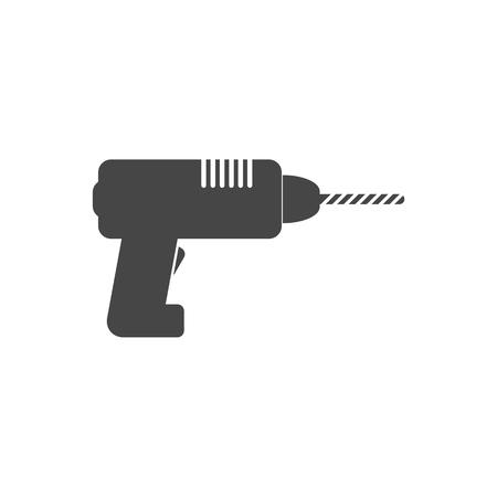 Hand Drill Icon, Drill icon