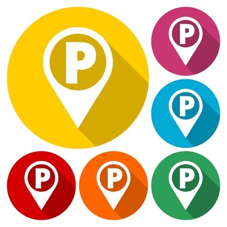Parkeerplaats teken