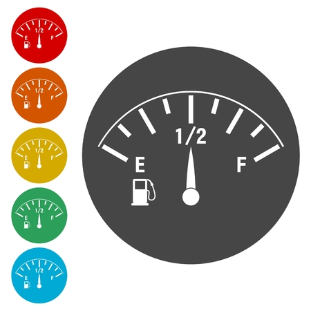 dependency: Fuel icon, Gas tank illustration