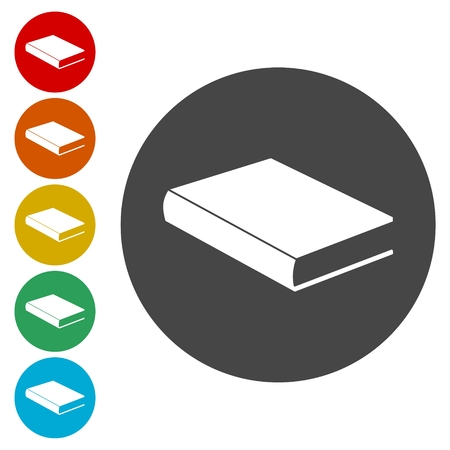 best book: Book icons set