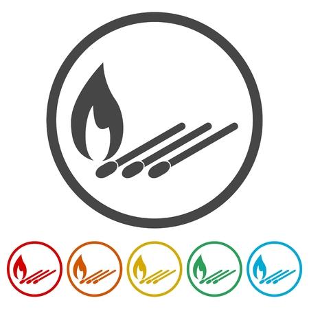 Match icons set