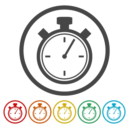 countdown: Stopwatch icon