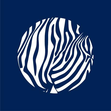 Zebra Print - Illustration Illustration