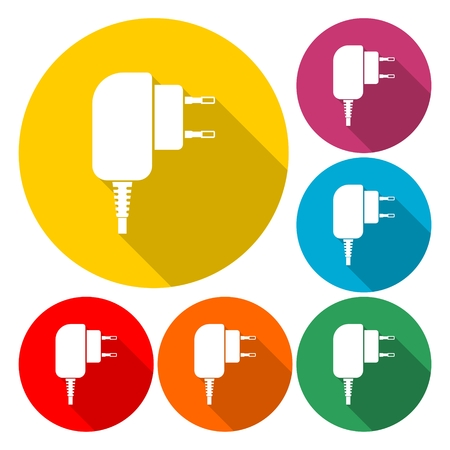 Charger for Phone vector icon