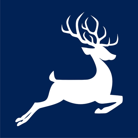 Deer icon Stock Vector - 89696861