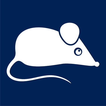 Mouse icon - vector Illustration Illustration