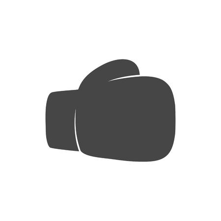 Sport gloves icon.