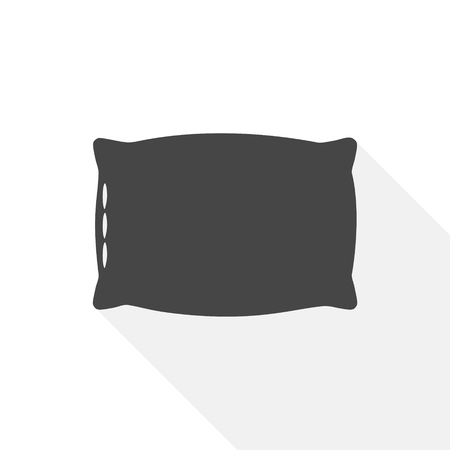 Pillow icon Vector - Illustration