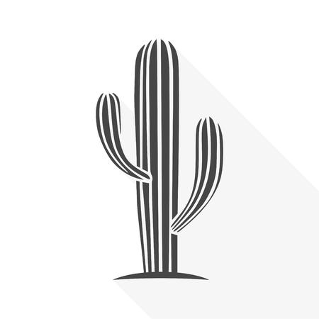 Cactus icon - Illustration