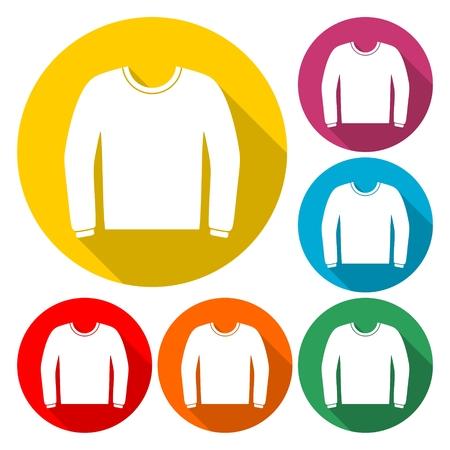 Sweater icon - Illustration