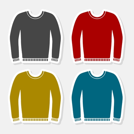 Sweater icon - Illustration