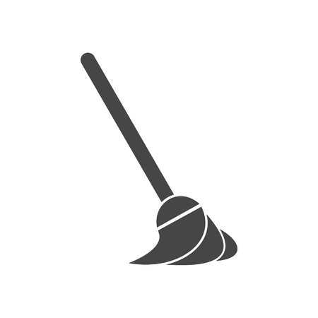 Cleaning icon - Illustration Stok Fotoğraf - 92168525