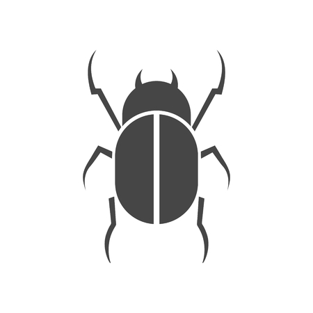 Insect Silhouette - Illustration Illustration
