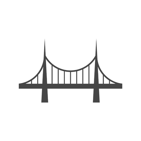 Bridge icon - Illustration