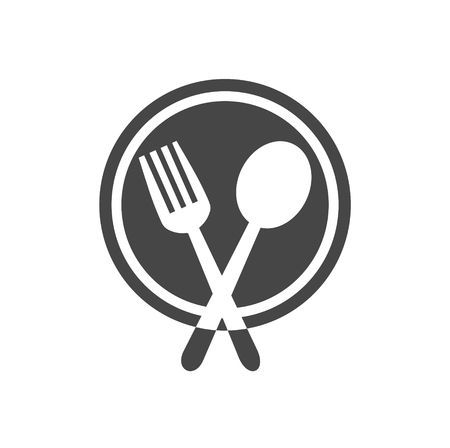Cutlery Icons - Vector illustration.
