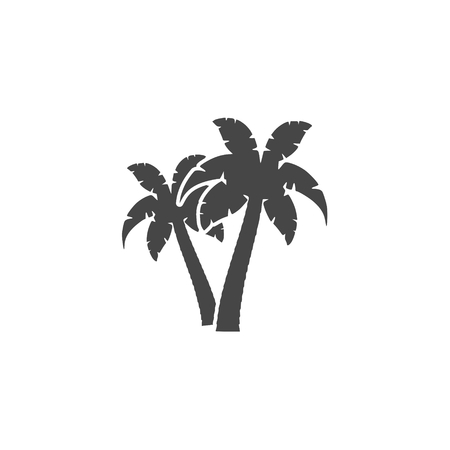 Palm tree - Illustration