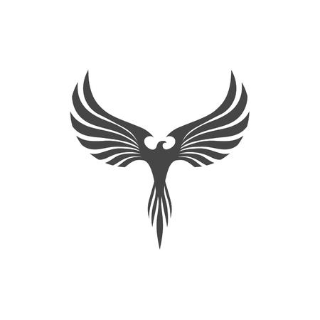 Phoenix - Illustration  イラスト・ベクター素材