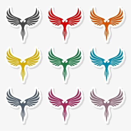 Phoenix - Illustration Illustration
