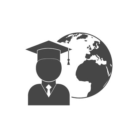 Global Graduation - Illustration