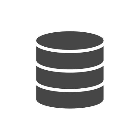 Database Icons - Illustration