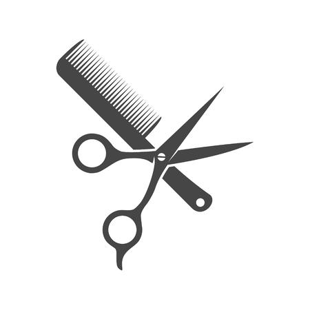 Scissors icon Illustration