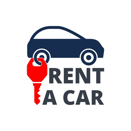 Rent a Car Transportation design