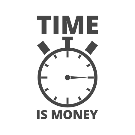 Time is money, Time Out icon