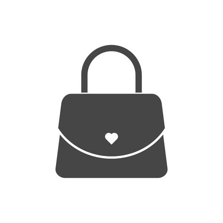 Women handbag icon