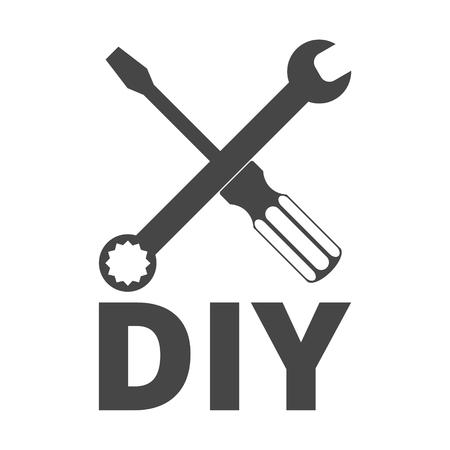 Do it yourself icon, DIY icon Stock fotó - 110644444
