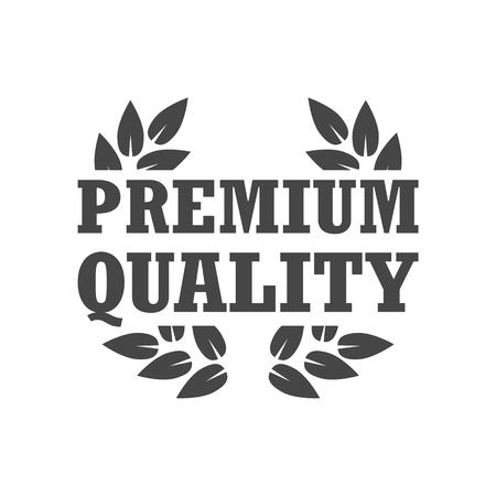 Premium quality, Premium quality label