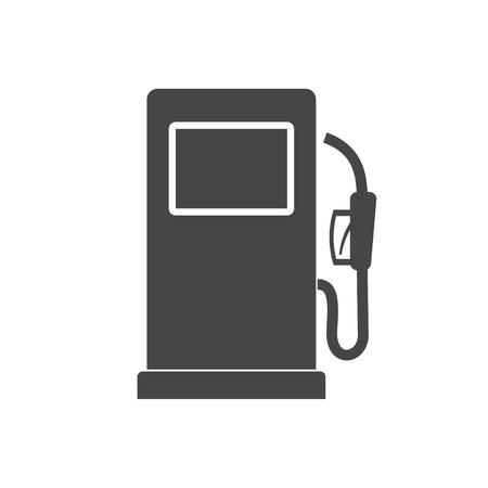 Gas pump icon, Gasoline and diesel fuel symbol Stock Vector - 110862809