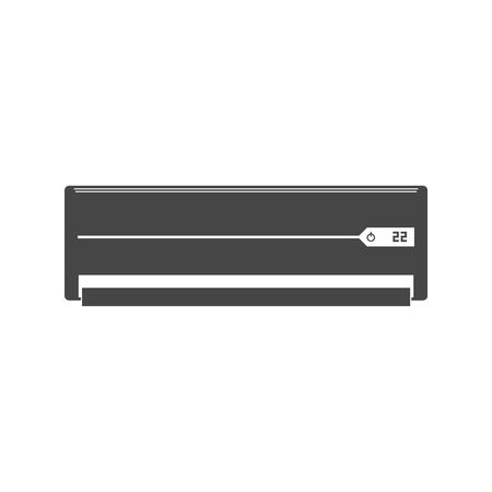 Air conditioner icon 矢量图像