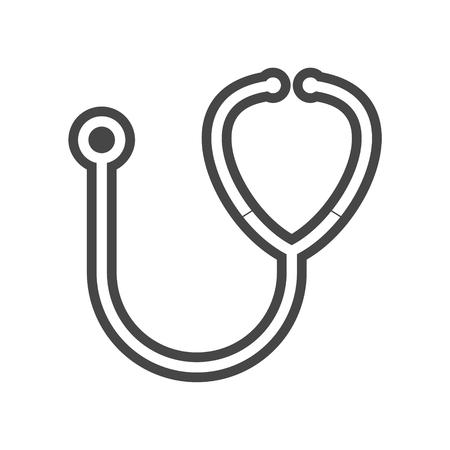 Stethoscope icon Vecteurs